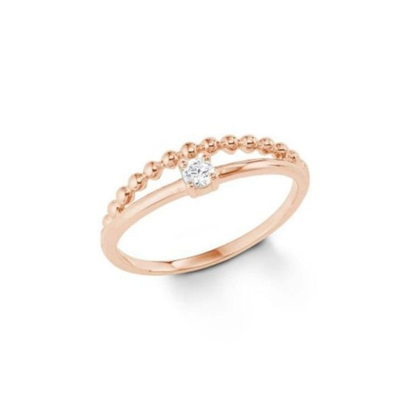 s.Oliver Ring rose