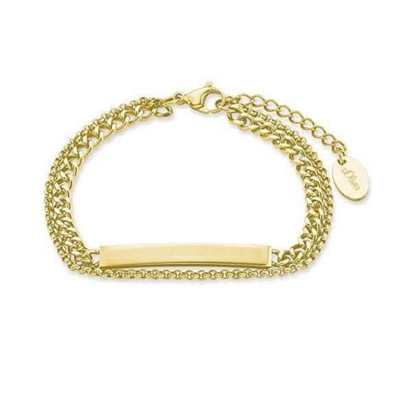 s.Oliver Armband Gold